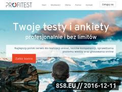 Miniaturka domeny moje-ankiety.pl