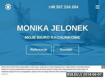 Zrzut strony Księgowa Gdynia
