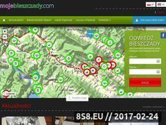 Miniaturka domeny mojebieszczady.com