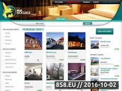 Miniaturka domeny www.mojenoclegi.pl