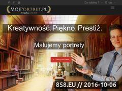 Miniaturka domeny mojportret.pl