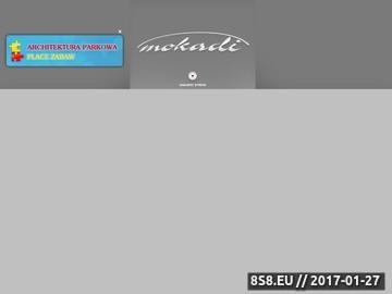 Zrzut strony MOKADI sprzęt RTV Moszczenica