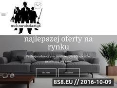 Miniaturka domeny www.mokrarobota24.pl