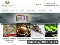 Miniaturka domeny moldesign.com.pl
