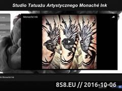 Miniaturka domeny monache-ink.pl