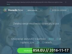 Miniaturka domeny monedo.pl