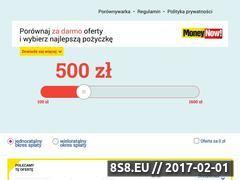 Miniaturka domeny www.moneynow.pl