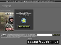 Miniaturka domeny monger.pl