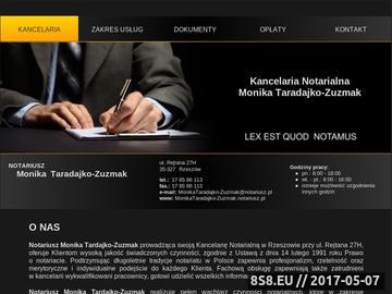 Zrzut strony Umowa cywilno-prawna Rzeszów