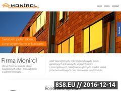 Miniaturka domeny www.monirol.pl