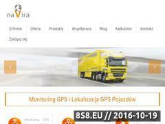 Miniaturka domeny www.monitoring-gps.com