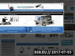 Miniaturka domeny monitoring-system.pl