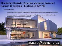 Miniaturka domeny www.monitoring-szczecin.pl