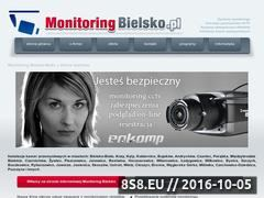 Miniaturka domeny monitoringbielsko.pl