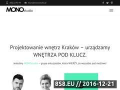 Miniaturka domeny www.monostudio.pl
