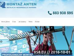 Miniaturka domeny montaz-anten.wroclaw.pl