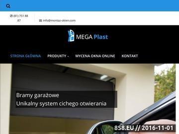 Zrzut strony Bramy garażowe Lublin