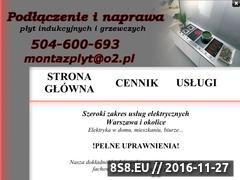 Miniaturka domeny montazplyt.za.pl