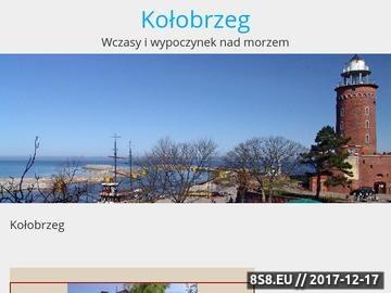 Zrzut strony Kołobrzeg Pokoje MONTE CHRISTO Noclegi nad morzem
