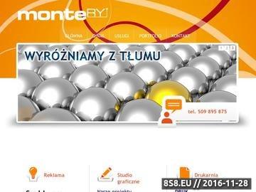 Zrzut strony Reklama Bytom