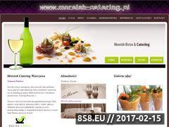 Miniaturka domeny moreish-catering.pl