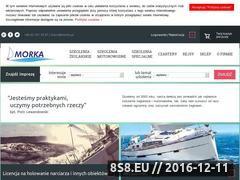 Miniaturka domeny www.morka.pl