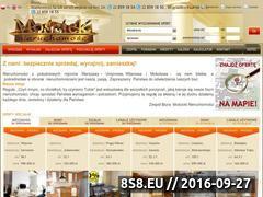 Miniaturka domeny www.moscicki.pl
