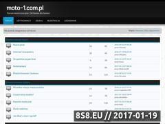 Miniaturka domeny moto-1.com.pl