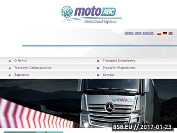 Zrzut strony Firma transportowa Gdańsk