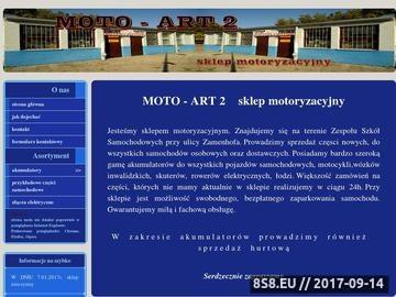 Zrzut strony Akumulatory Poznań - Moto Art. 2