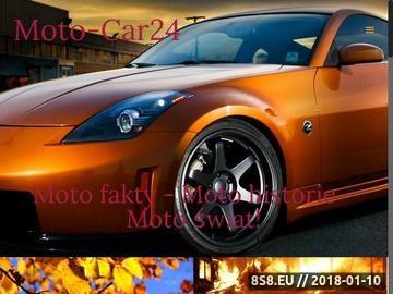 Zrzut strony Moto-Car24.pl - sklep motoryzacyjny Moto-Car