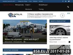 Miniaturka domeny www.moto-detal.pl