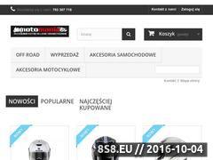 Miniaturka domeny motomania24.pl