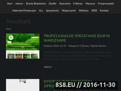 Miniaturka domeny motorafik.pl
