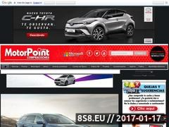 Revista de coches y noticias de motor Website