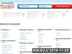 Miniaturka domeny motoryzacja.owi.pl