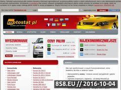 Miniaturka domeny motostat.pl
