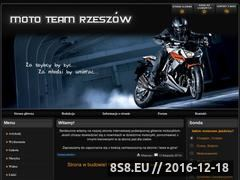 Miniaturka domeny mototeam-rzeszow.cba.pl