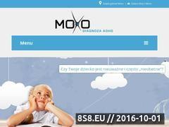 Miniaturka domeny moxo-adhd.pl