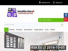 Miniaturka domeny mozaika-size.pl