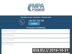 Miniaturka domeny mpapoland.pl