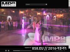 Miniaturka domeny www.mpbvideo.pl