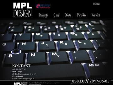 Zrzut strony Projektowanie stron internetowych