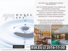 Miniaturka domeny mpmhotelespa.pl