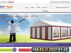 Miniaturka domeny mptent.com
