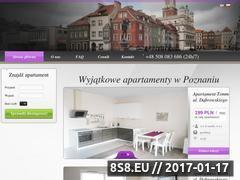 Miniaturka domeny www.msapartamenty.pl