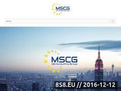 Miniaturka domeny mscg.com.pl
