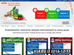 Miniaturka domeny msite.pl
