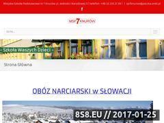 Miniaturka domeny www.msp7.pl