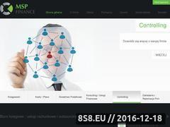 Miniaturka domeny mspf.pl
